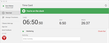 Google Chrome Time Tracking App Simple Timesheets