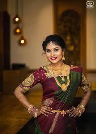 simple and cute bridal makeup