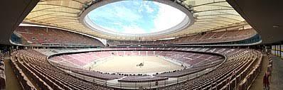 The calderón has long looked as if it is on its last legs; Metropolitano Stadium Wikipedia