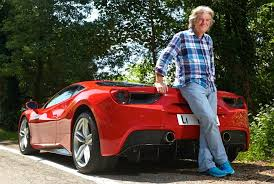 James may, though, nails it. James May Reviews The Ferrari 488 Gtb For Sunday Times