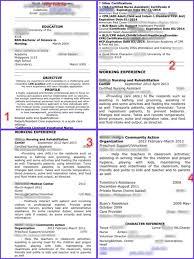 Gallery Of Resume Lpn Resume Cv Cover Letter Lpn Resume Sample
