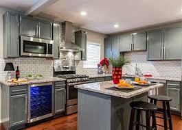 bianco antico granite kitchen by mg stone cabinet