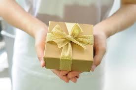 gift giving season