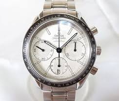 pre owned never used omega speedmaster ss auto mens watch 326 30 image is loading pre owned never used omega speedmaster ss auto