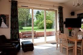 3 panel sliding glass patio doors. Cream 3 Panel Patio Door Closed Sliding Glass Doors