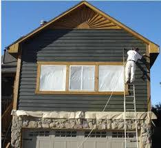exterior paint application. ease in application: your outside dividers will likewise cherish decision of right paint and make the application procedure simple. exterior u