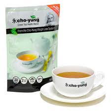 Afslank thee helpt het