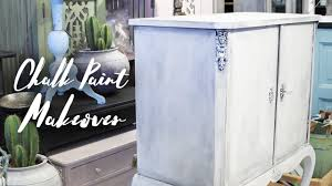 chalk paint furniture before and afterFurniture remake  Chalk paint make over  Before and After  YouTube