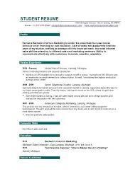 ... Resume Maker For Students Free Online Resume Builder Download Resume  Builder For Students