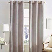 Gray and beige curtains Grommet Set Of Wavy Lurex Grommet Top Curtains 37 Burlington Window Treatments Burlington