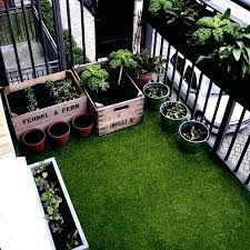 fake grass rug. Fake Grass Rug On The Balcony Green Turf Artificial . T