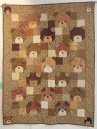 Peekaboo Bear applique quilt pattern | Applique quilt patterns and ... & Peekaboo Bear applique quilt pattern | Applique quilt patterns and Applique  quilts Adamdwight.com
