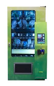Vending Machine Dispenser Awesome Pot Dispenser Seattle Getting Its First Automated Marijuana Vending
