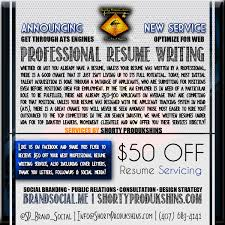 Marketing Yourself In The Form Of A Resume Shorty Produkshins