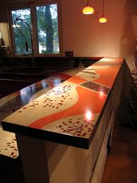 Small Picture Modern Kitchen Countertops yummy raw kitchen