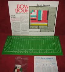 Bowl Bound College Football Charts 4284 Sports Illustrated Bowl Bound Ncaa College Football
