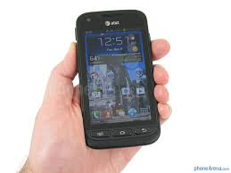 Samsung Galaxy Rugby Pro Review ...