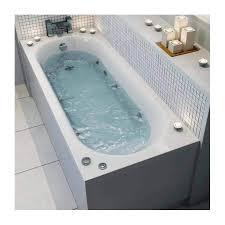 ceramica curved bath