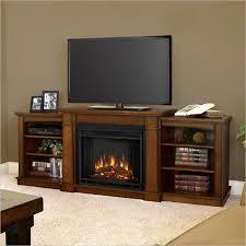 corner electric fireplace tv stand oak