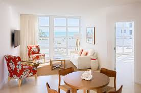 Miami 2 Bedroom Suites Two Bedroom Suite The Bentley Hotel South Beach