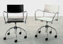 armless office chairs brown leather armless office chair wheels