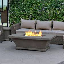fire pit table outdoor propane fire pit table pits deck safe real flame in fiber fire pit tables