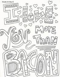Small Picture I LOVE YOU Coloring Page Coloring Book Pages Printable by funfart