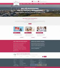 Property Web Design Property Management Web Design For Web Genius By Hashim