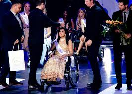 Image result for rajalakshmi miss wheelchair