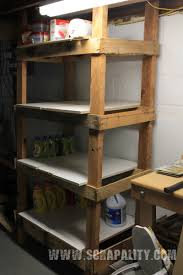 pallet storage shelves. Flossy .