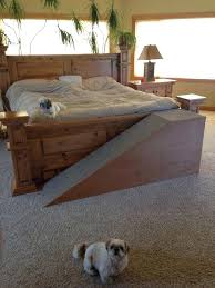 diy dog ramp for bed found on ramp for dogs diy dog ramp for truck bed