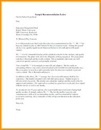 Letters Of Recommendations For Teachers Request Letter Recommendation Graduate School Sample Of Template