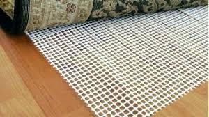 gray rug pad