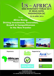 flyers forum us african export import investment forum 2014 promotes africa as