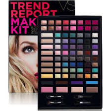 kit victoria s secret trend report makeup