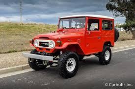 1977 Toyota FJ40 Land Cruiser 4X4 | Concord, CA | Carbuffs ...