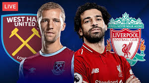 WEST HAM vs LIVERPOOL - LIVE STREAMING - Premier League - Football Match -  YouTube