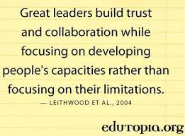 Quote On Leadership Leadership quote Please check out the discussion on my fanpage 85