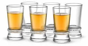 joyjolt afina collection shot glasses