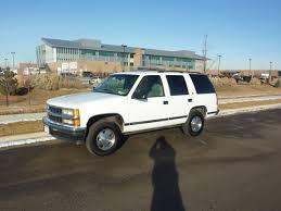COAL: 1998 Chevrolet Tahoe LT 4WD – God Bless America!