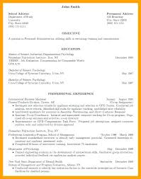 Sample Resume With No Work Experience College Student Pdf Format For