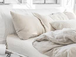 stone washed linen bedding magic linen 3206
