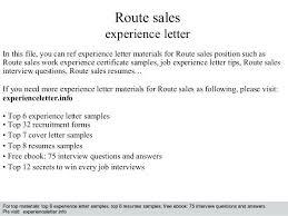 route sales resume route sales sample resume j dornan us