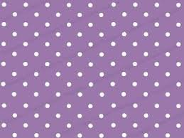 Polka Dot Pattern Impressive Purple Polka Dot Pattern Background Edible Icing Party Cake Topper