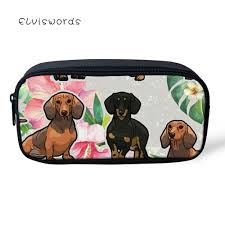 <b>ELVISWORDS</b> Fashion <b>Kids Pencil</b> Case Shiba Inu Dogs Students ...
