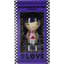 Gwen Stefani <b>Harajuku Lovers Wicked</b> Style Love Eau de Toilette ...