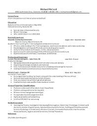 Entry Level Teacher Cover Letter Entry Level Job Resume What Is A