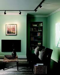 wall accent lighting. Living Room Spotlights Pop Fall Ceiling Design Office Accent Lighting Blue Leather Wall