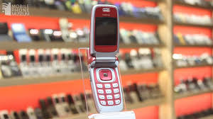 Nokia 6103 Red - review - YouTube