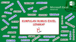 Bab 1 sistem operasi dan versi microsoft excel sistem operasi yang digunakan saat menulis buku ini adalah microsoft windows 7 sedangkan versi microsoft excel adalah microsoft excel 2007. Rumus Excel Lengkap Serta Cara Menggunakannya M Jurnal